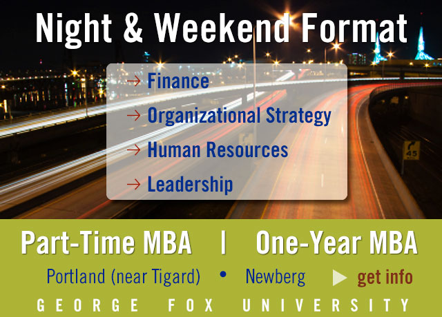George Fox University MBA Program